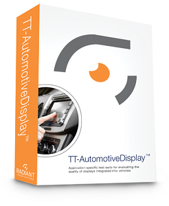 TT-automotive display software box