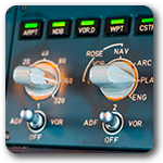 instrument panels avionics and signs