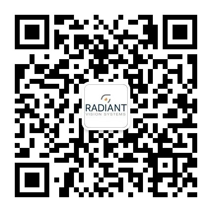 radiant vision system wechat
